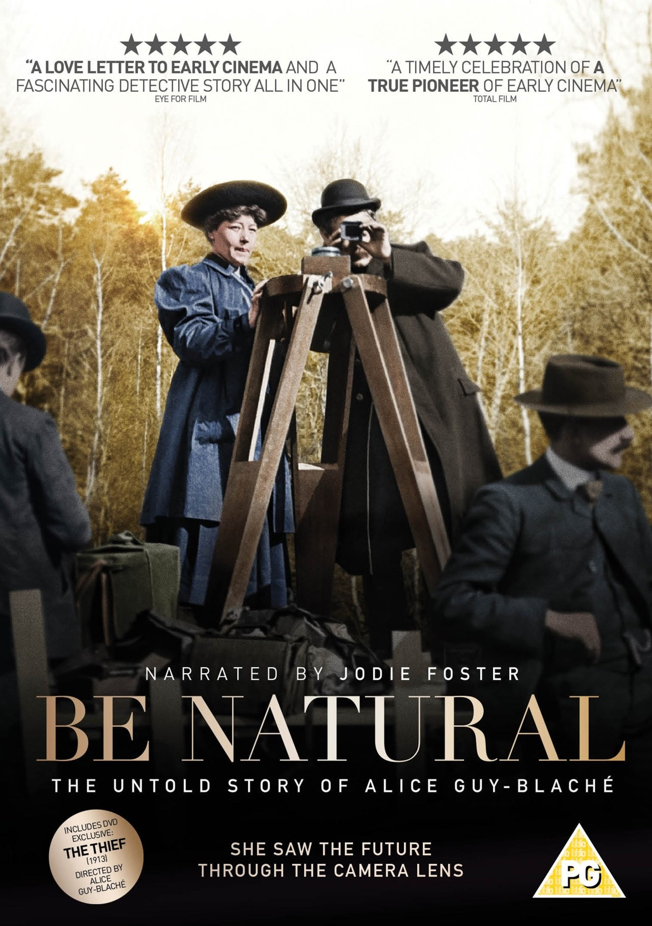 Be Natural - The Untold Story of Alice Guy-Blache - 1