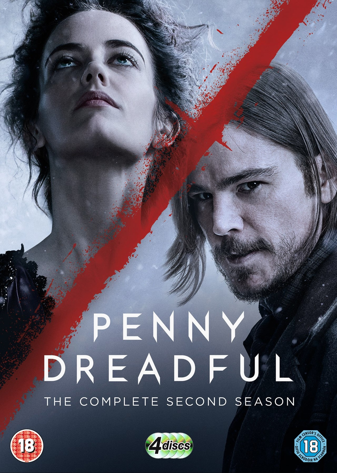 Penny Dreadful: The Complete Second Season - 1