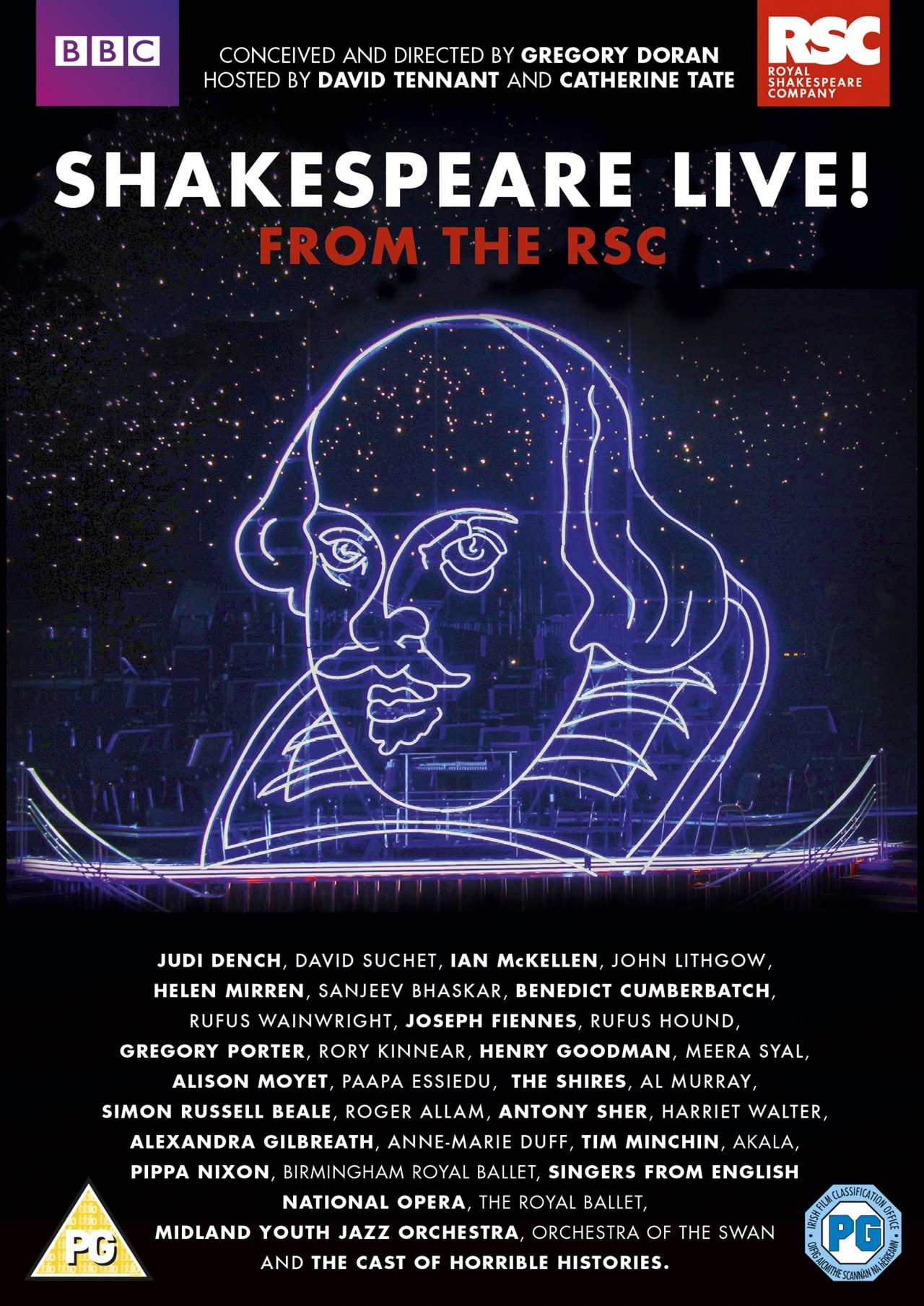 Shakespeare Live!: Royal Shakespeare Theatre - 1