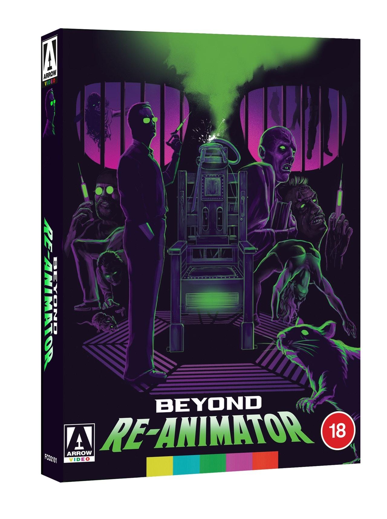 Beyond Re-Animator - 3