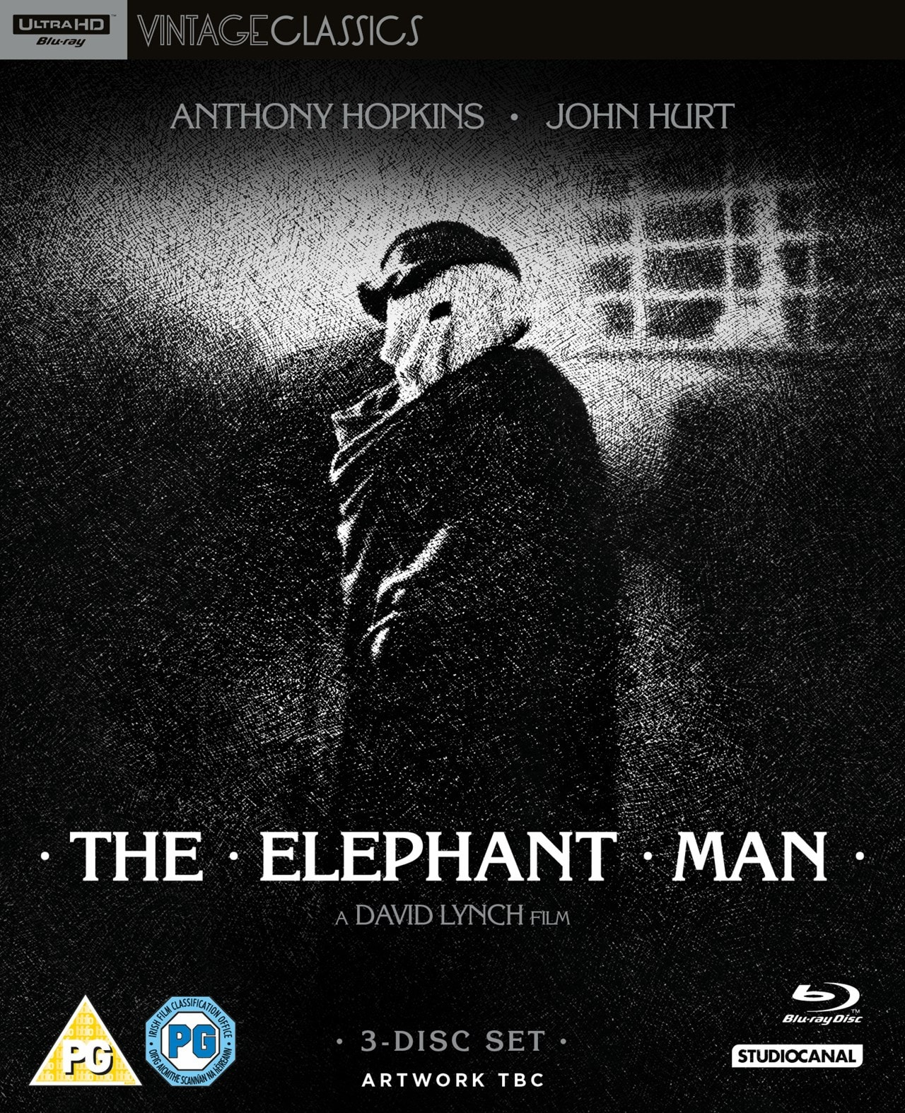 The Elephant Man: 40th Anniversary Edition 4K Ultra HD Collector's Edition - 3