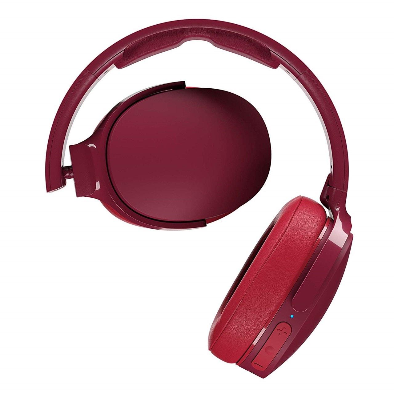 Skullcandy Hesh 3 Moab Red Bluetooth Headphones - 4