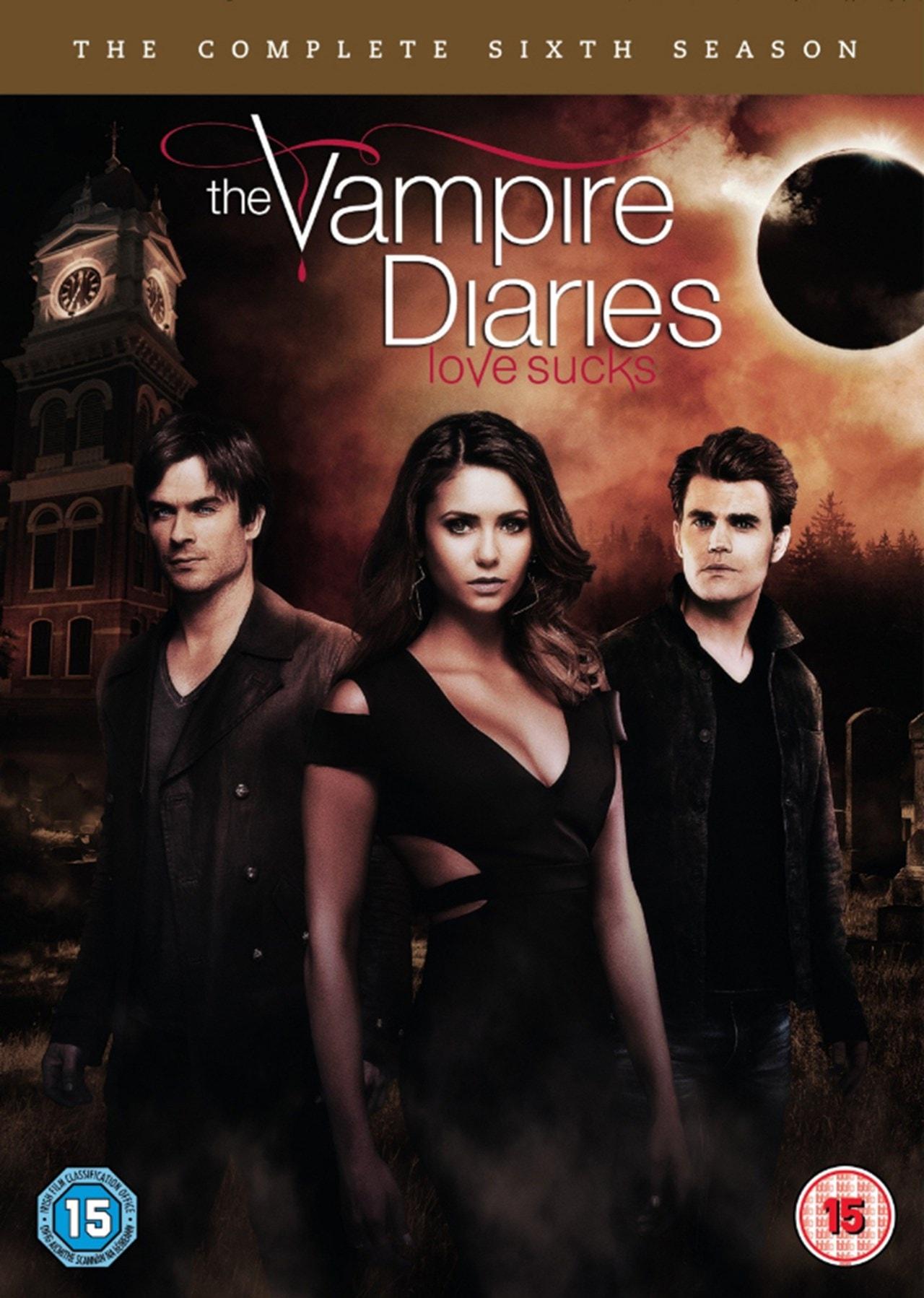 The Vampire Diaries: The Complete Sixth Season - 1