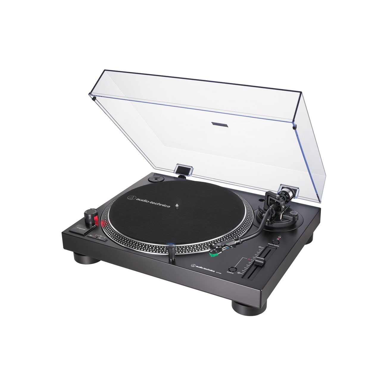 Audio Technica At-LP120X Black Direct-Drive Turntable - 3