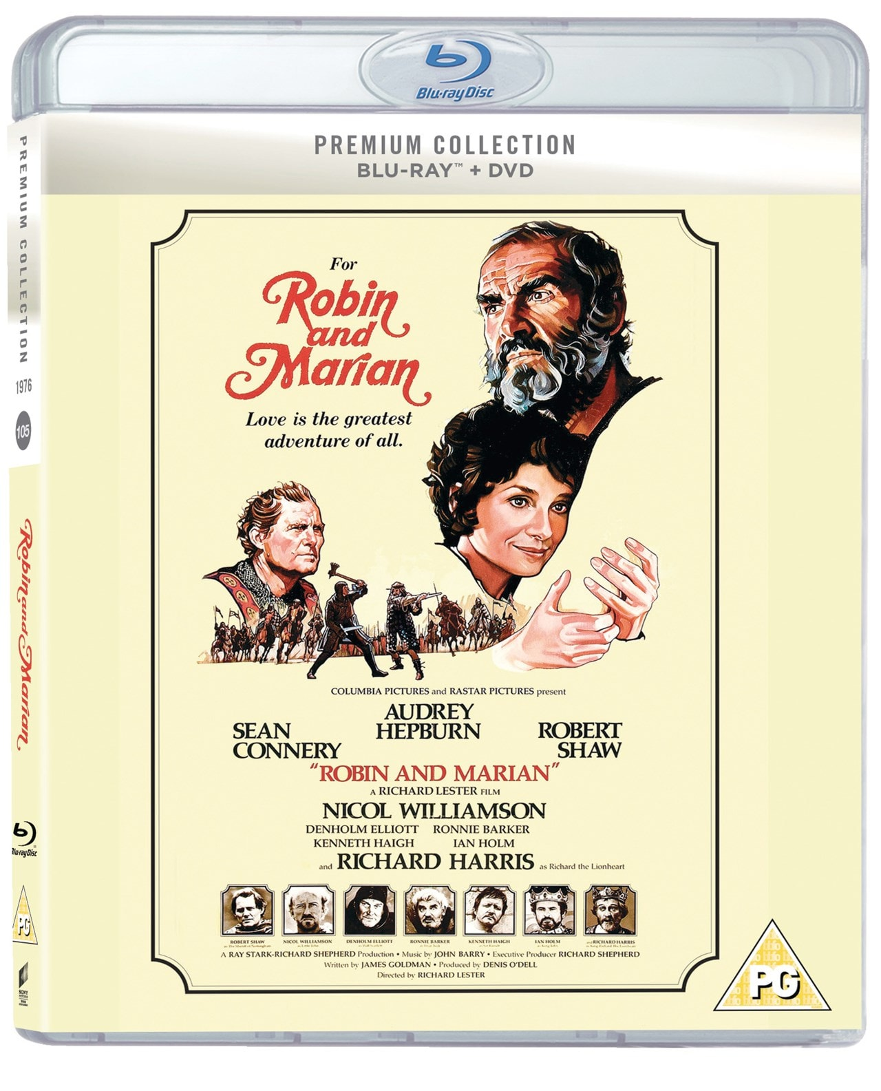 Robin and Marian (hmv Exclusive) - The Premium Collection - 2