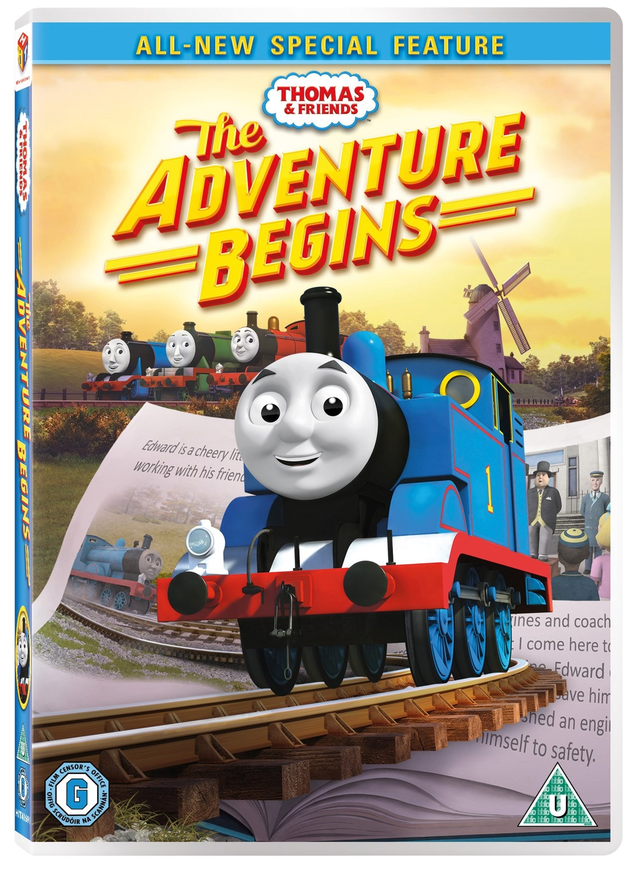 Thomas & Friends: The Adventure Begins - 1