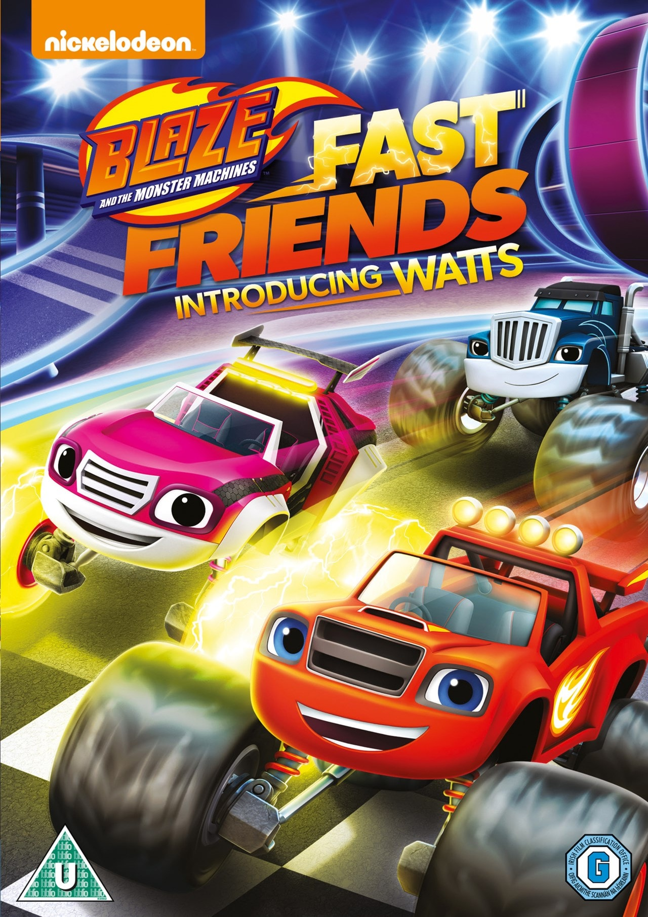 Blaze and the Monster Machines: Fast Friends! - 1