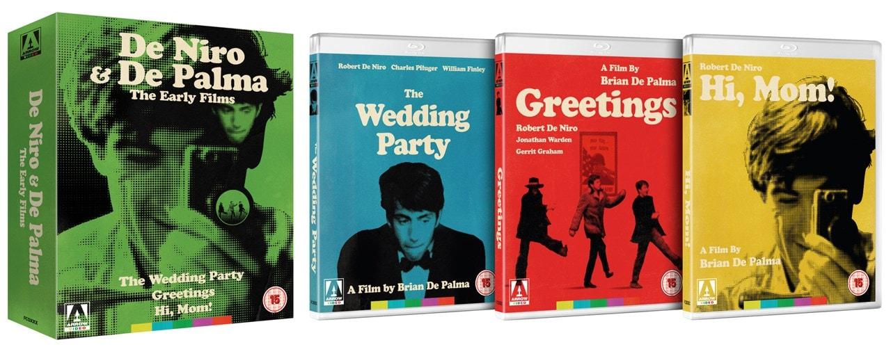 De Palma & De Niro: The Early Films - 3