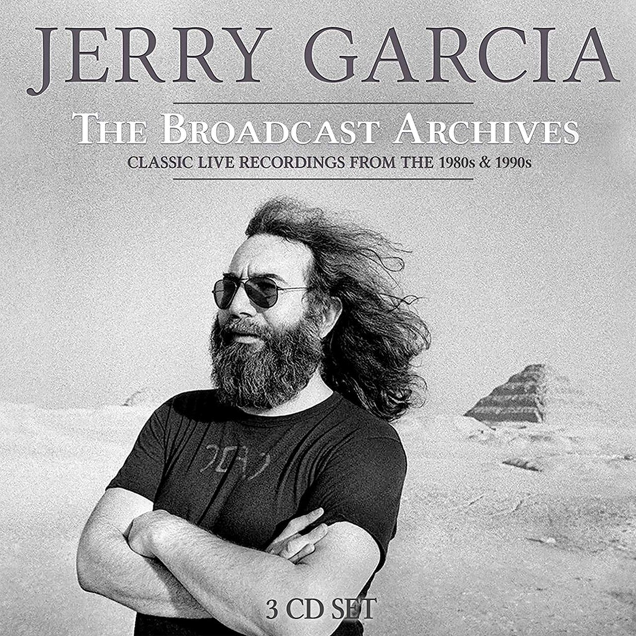 The Broadcast Archives: Classic Live Recordings from the 1980s & 1990s - 1