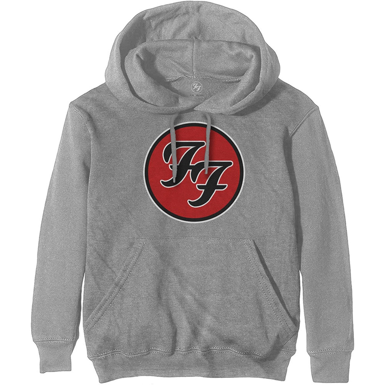 Foo Fighters Logo Hoodie (Large) - 1