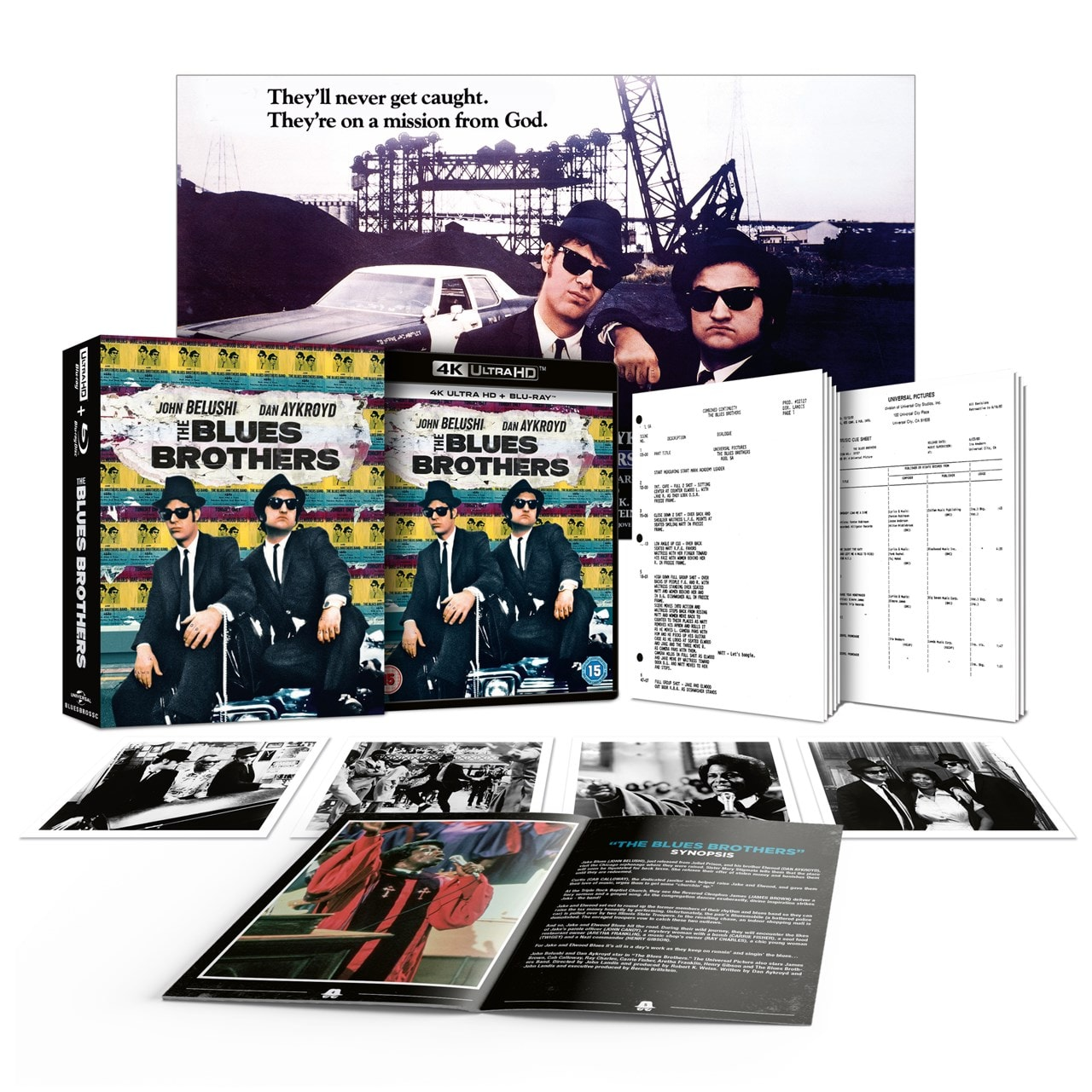 The Blues Brothers (hmv Exclusive) - Cine Edition - 1