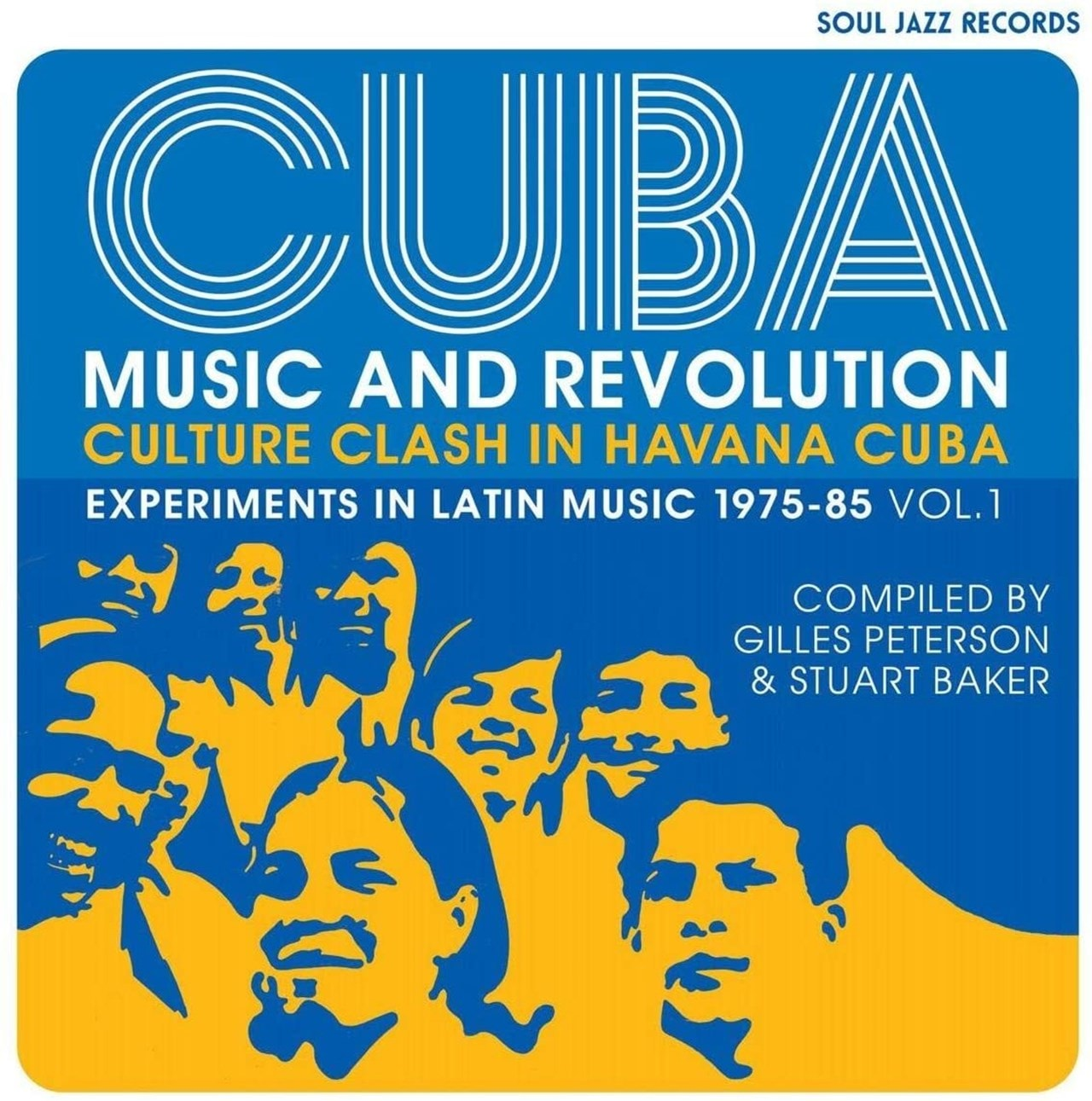 CUBA: Music and Revolution - Culture Clash in Havana: Experiments in Latin Music 1975-85 - Volume 1 - 1