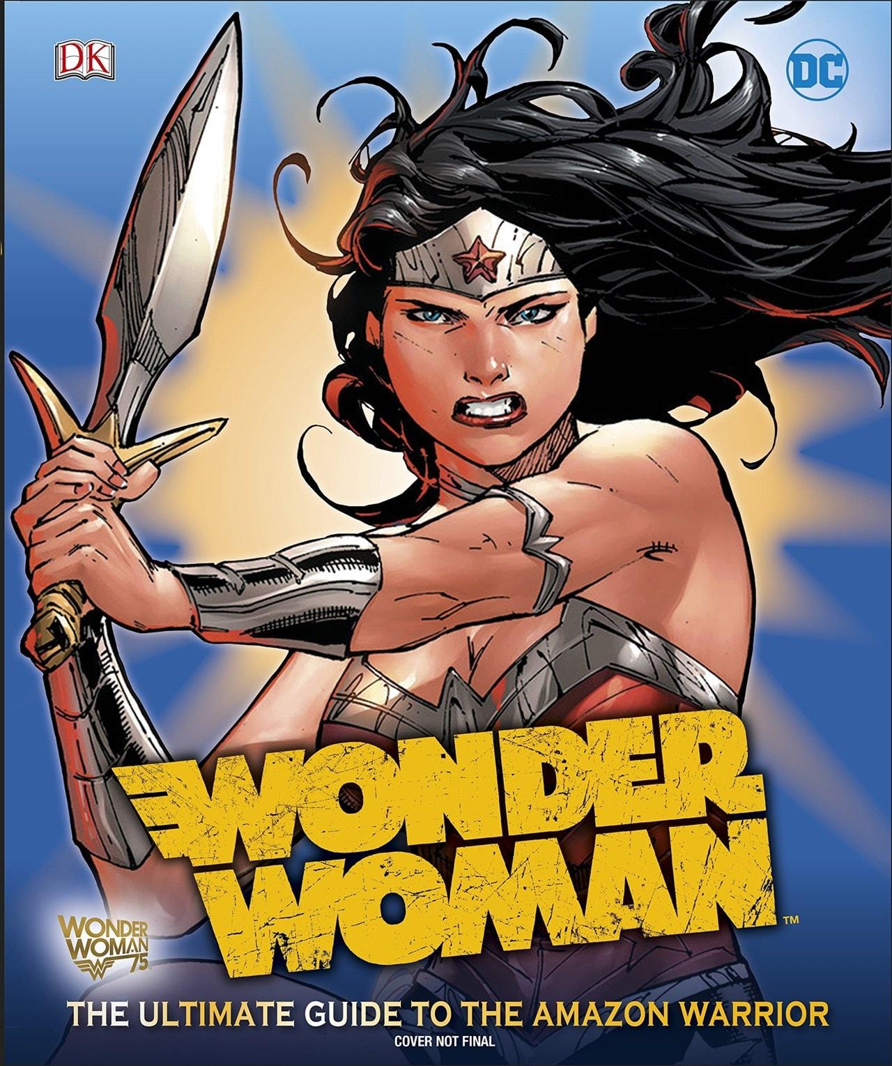 Wonder Woman Ultimate Guide - 1