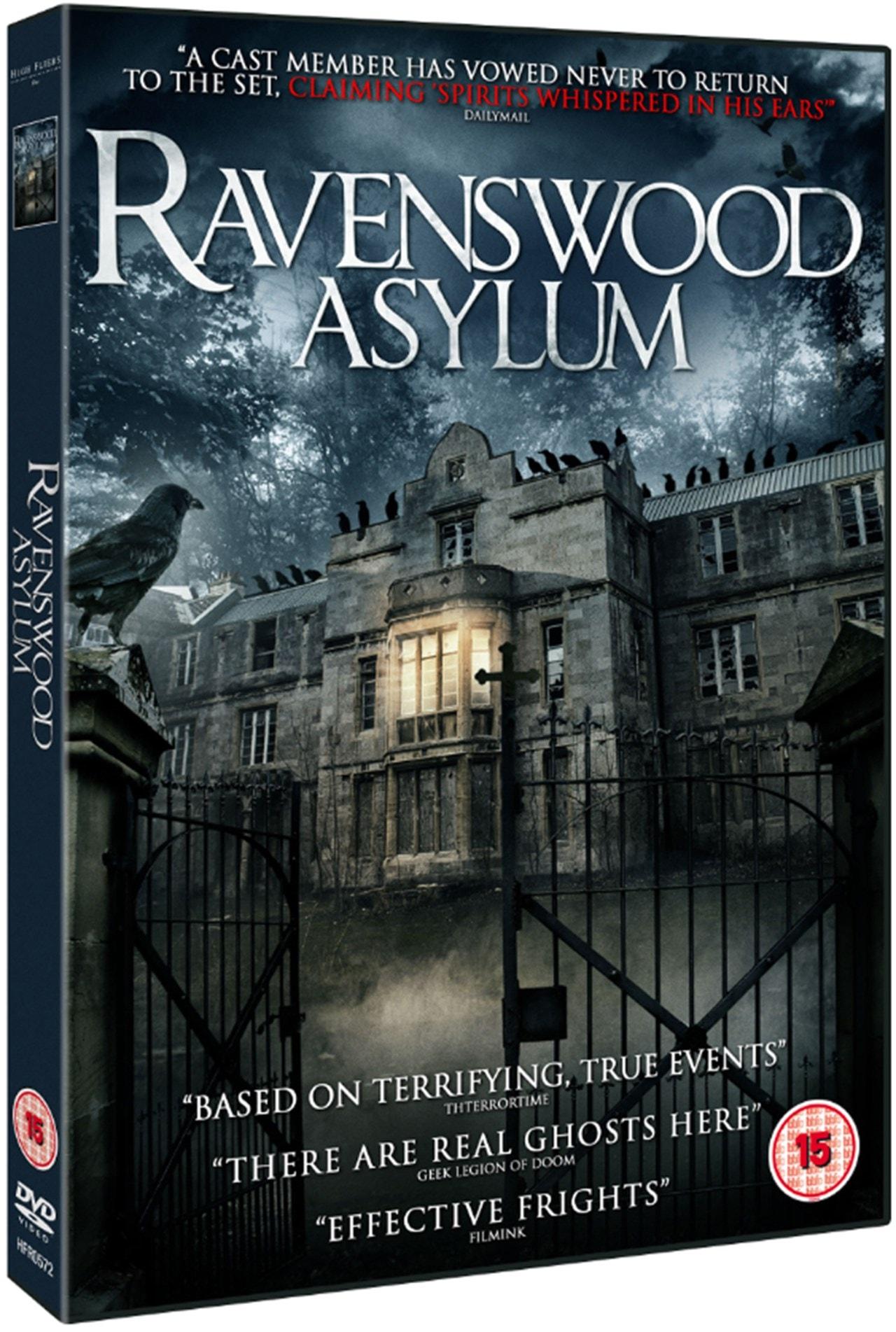 Ravenswood Asylum - 2