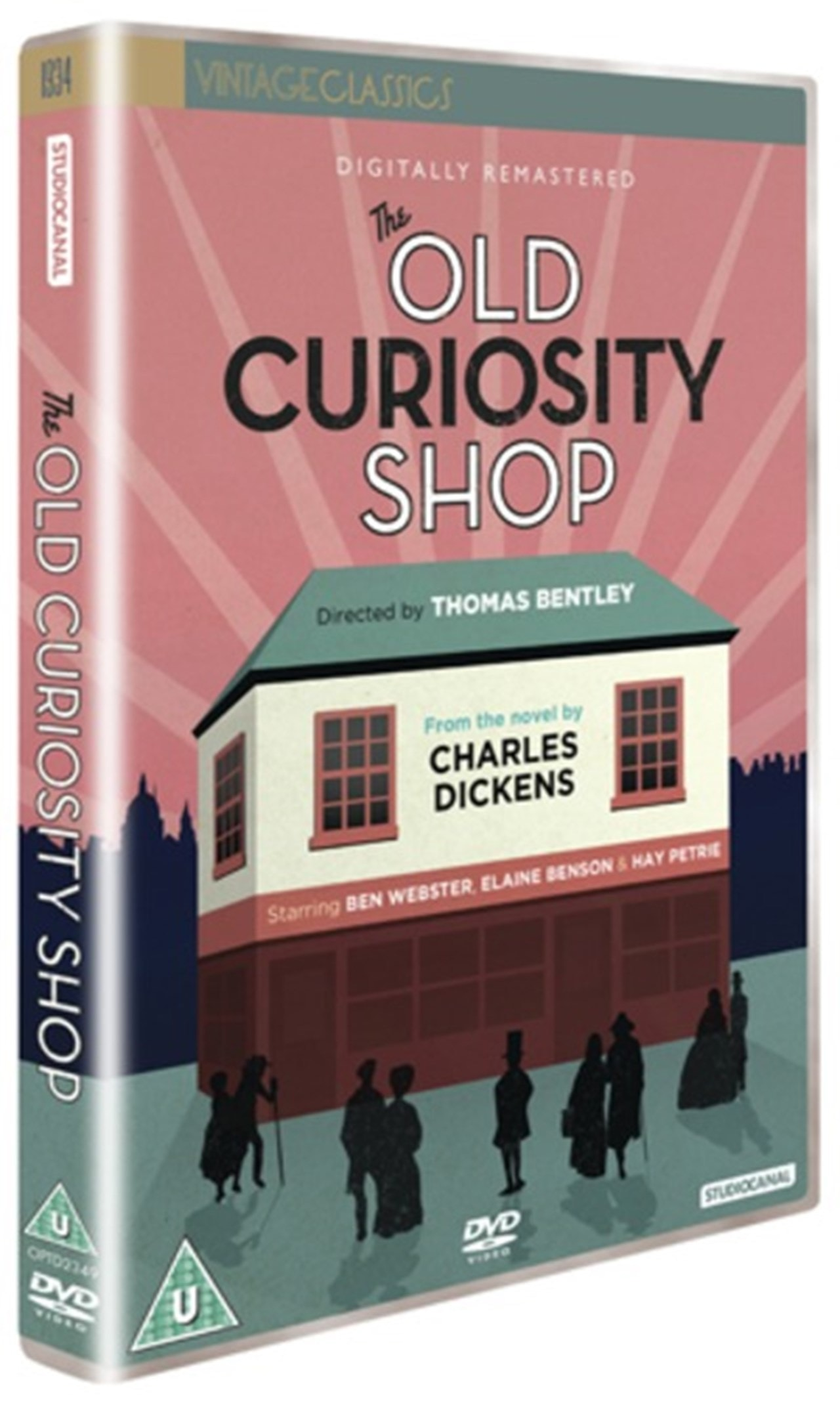 The Old Curiosity Shop - 1