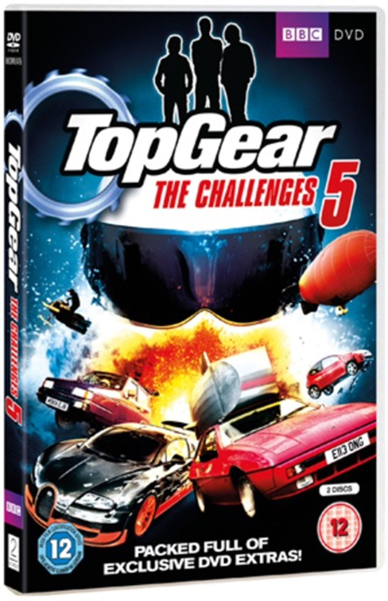 Top Gear - The Challenges: Volume 5 - 1