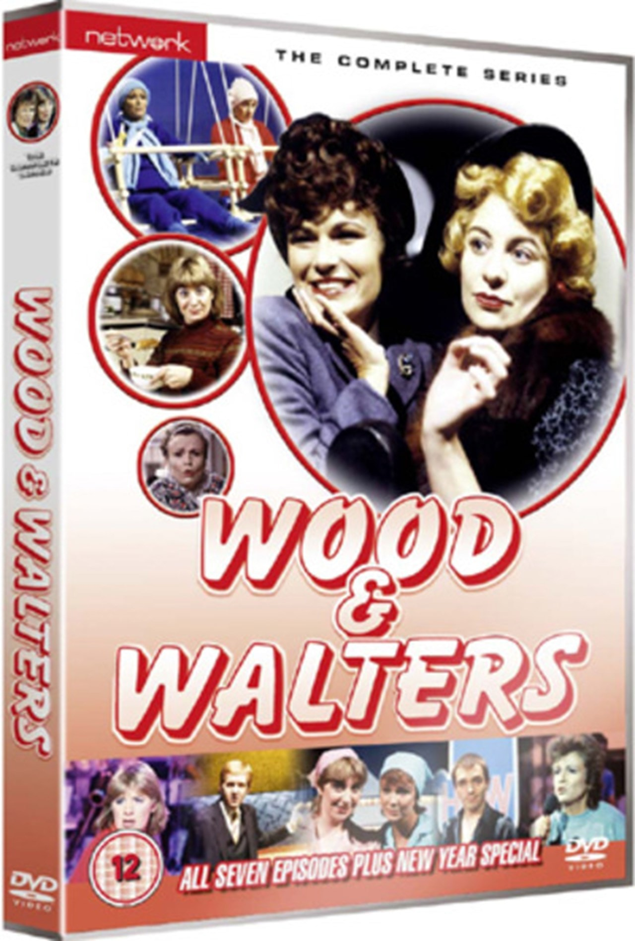 Wood and Walters: The Complete Series - 1