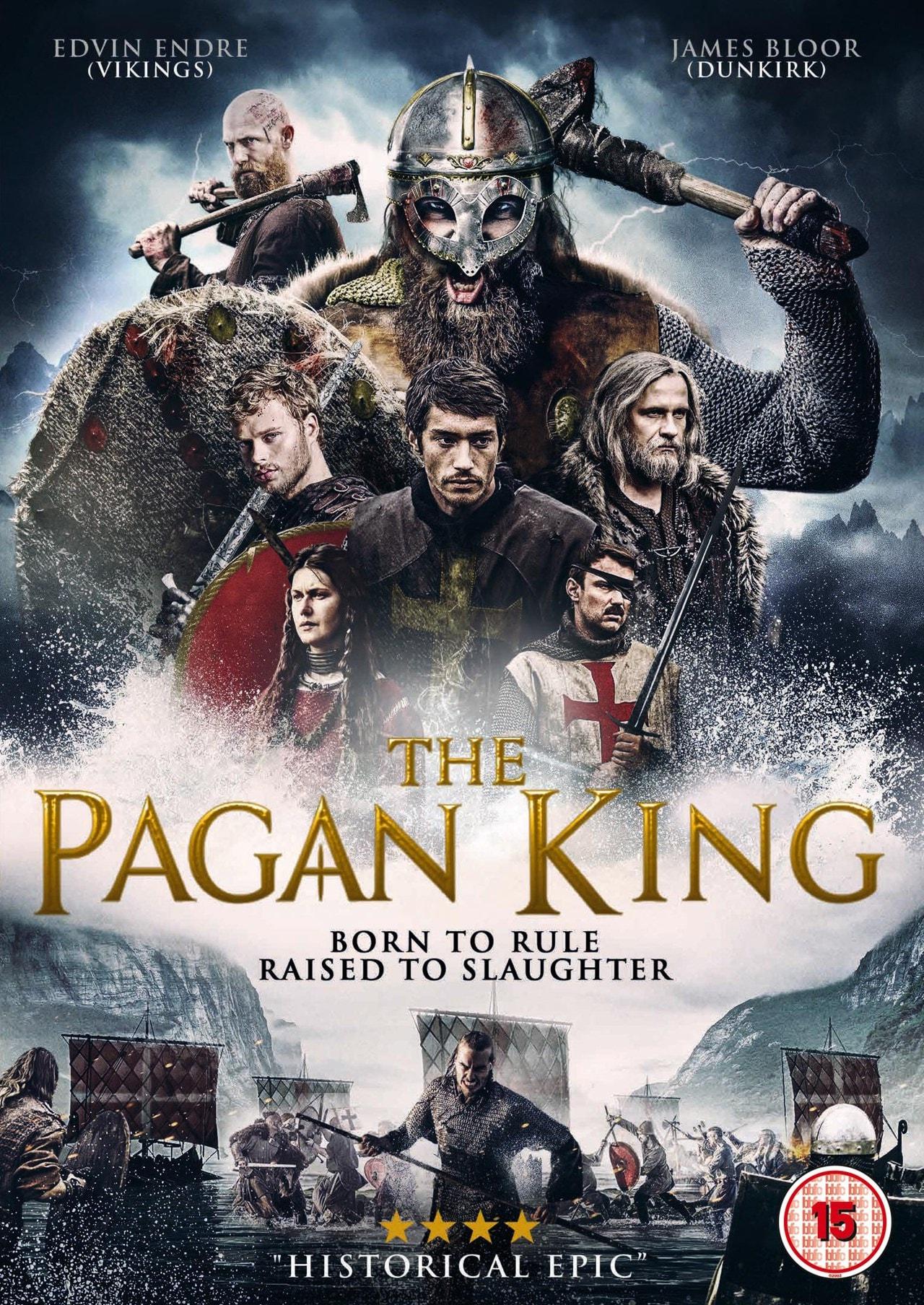 The Pagan King - 1