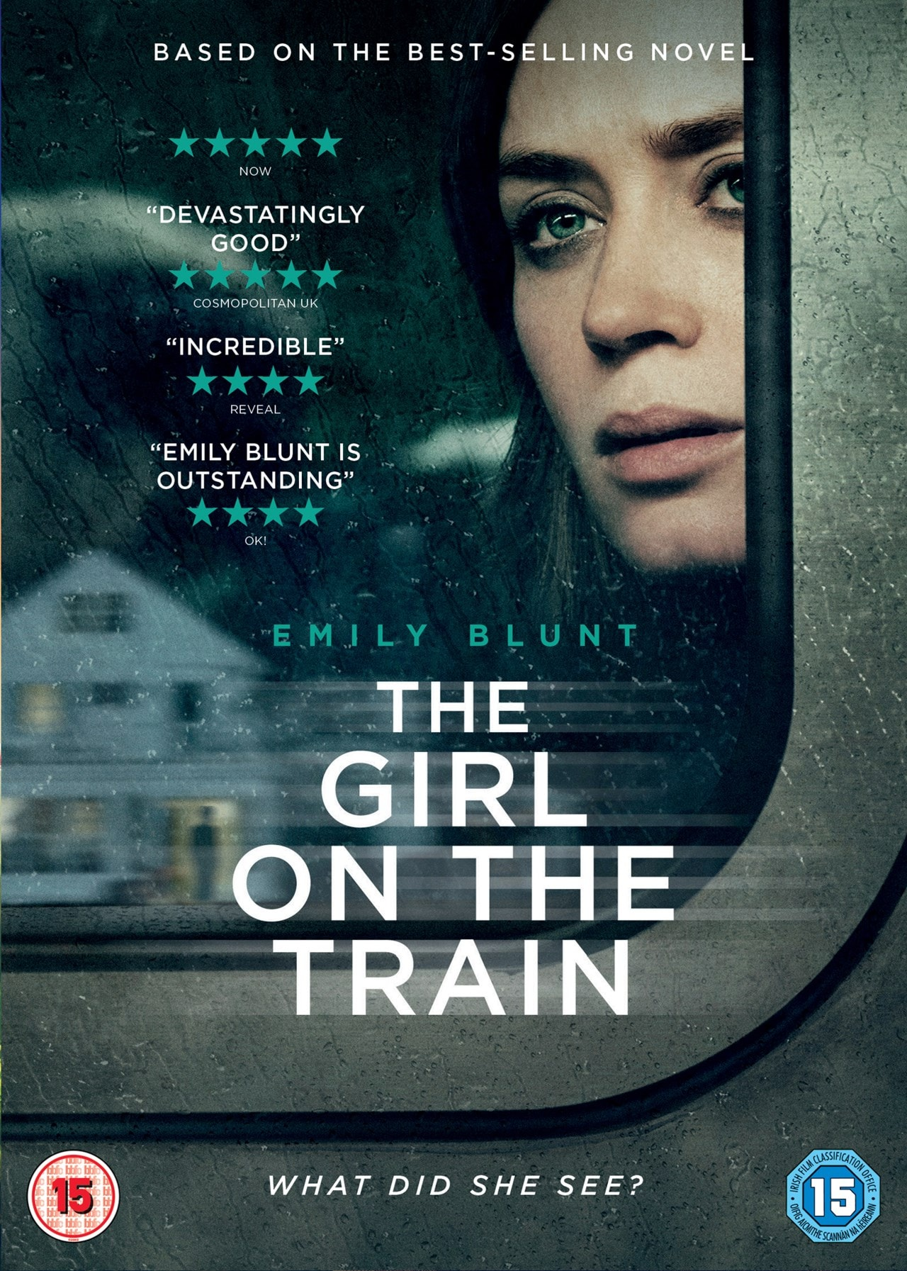 The Girl On the Train - 1