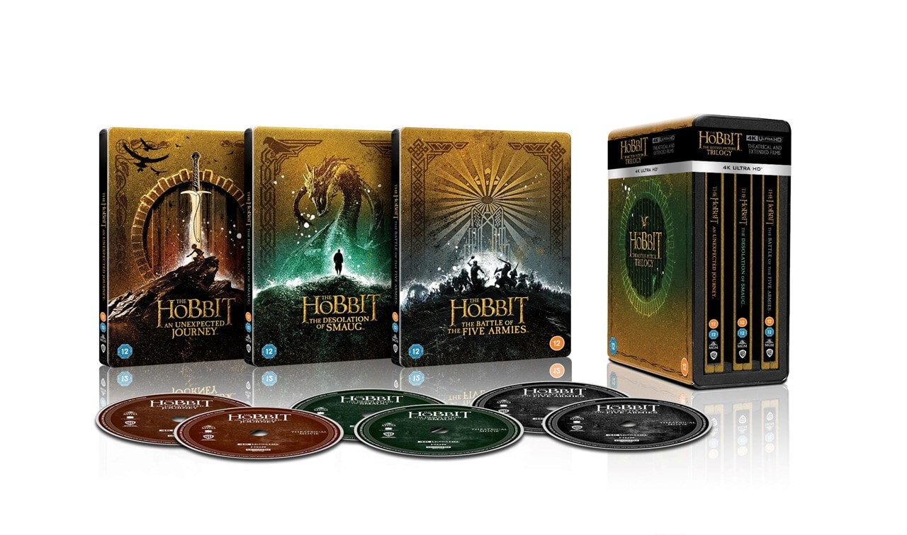 The Hobbit: Trilogy - 3