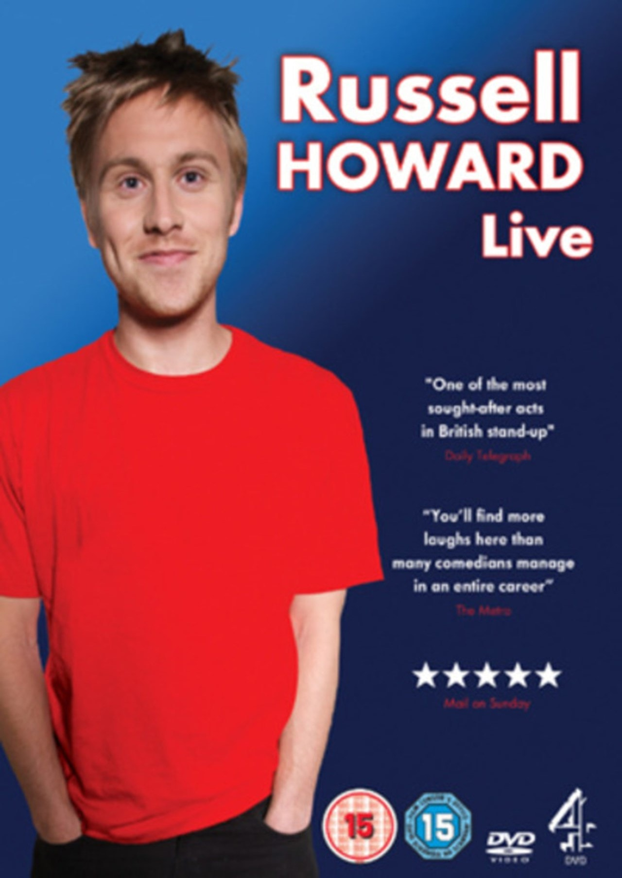 Russell Howard: Live - 1