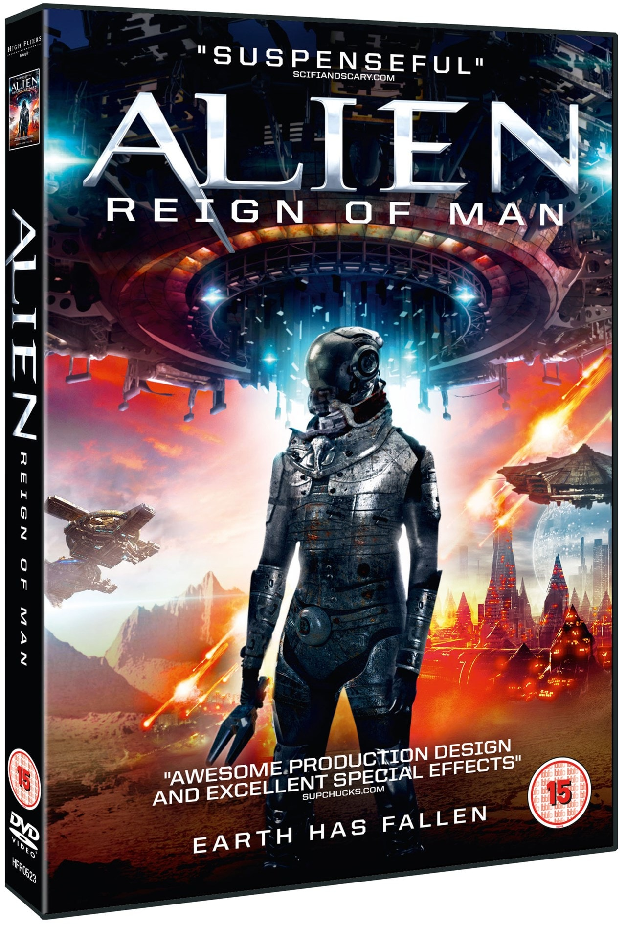 Alien - Reign of Man - 2