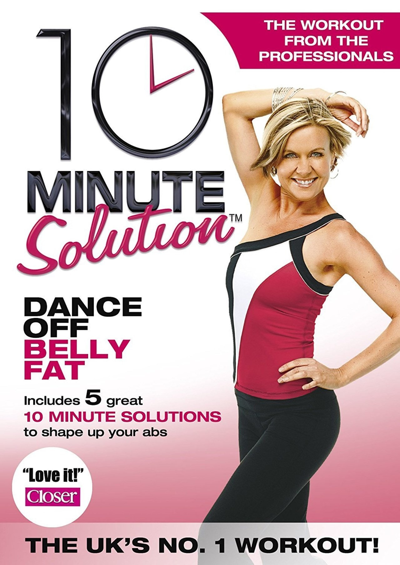 10 Minute Solution: Dance Off Belly Fat - 1