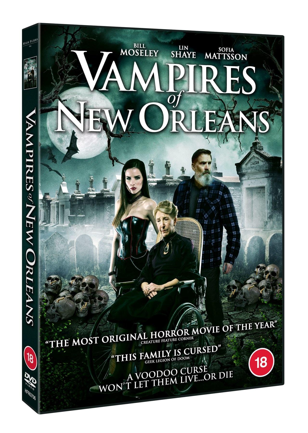 Vampires of New Orleans - 1