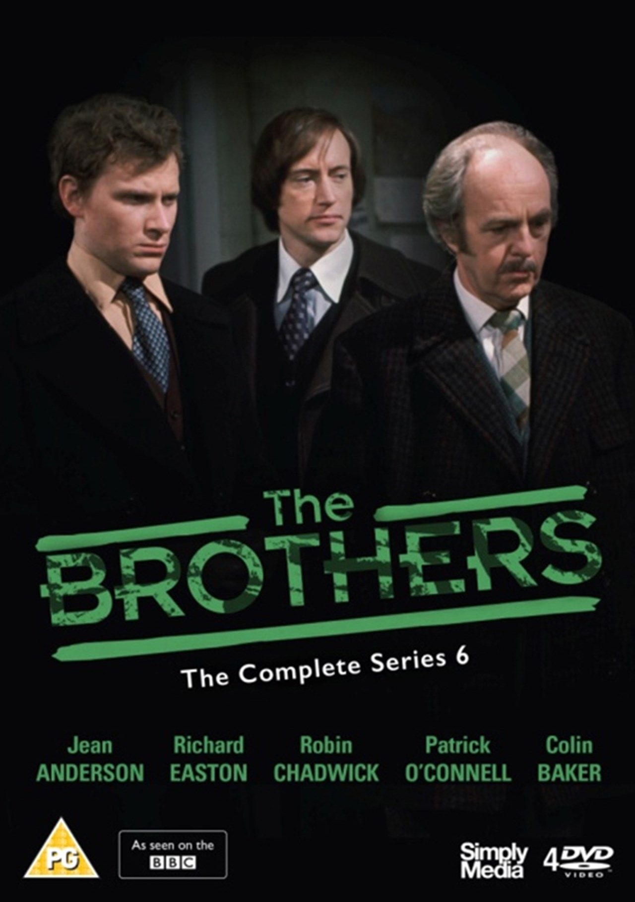 The Brothers: The Complete Series 6 - 1