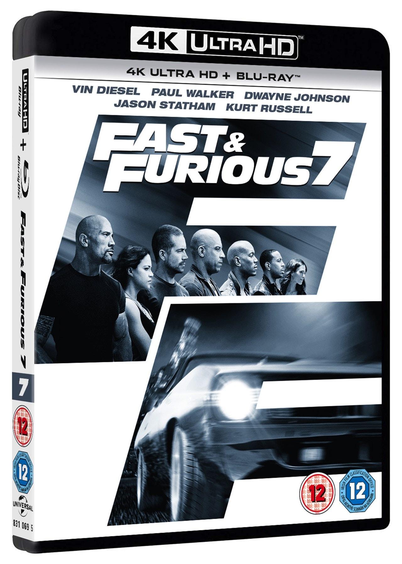 Fast & Furious 7 - 2