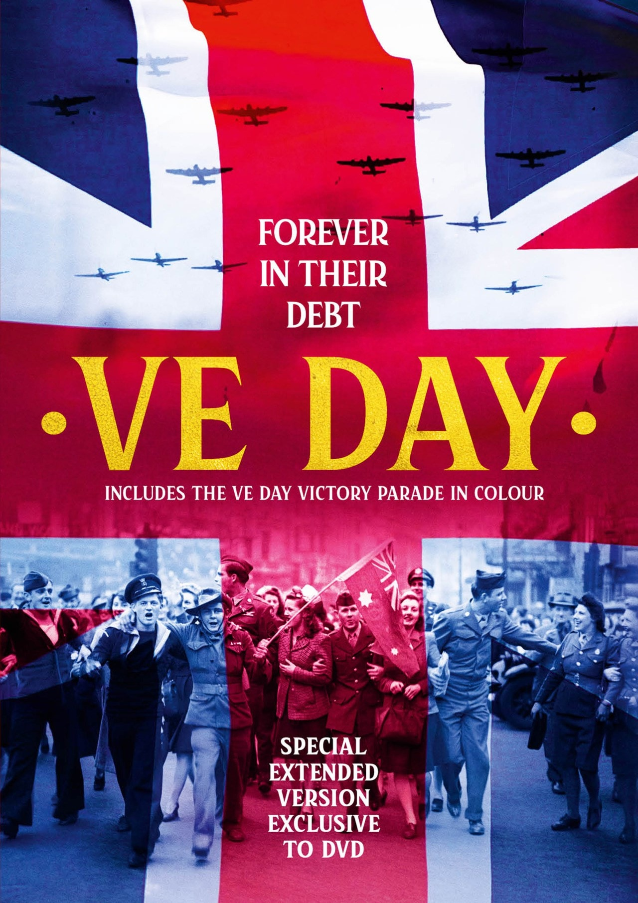 VE Day - Forever in Their Debt - 1