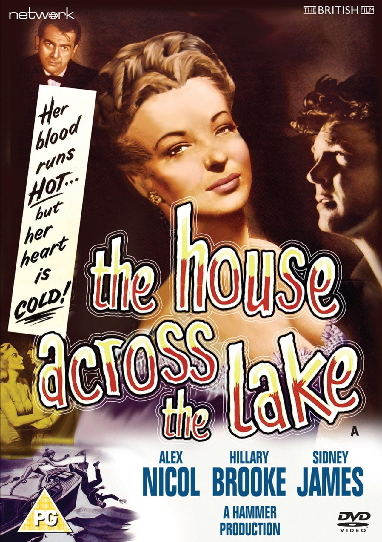 The House Across the Lake - 1
