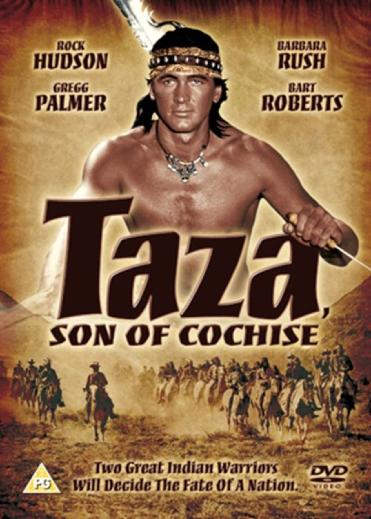 Taza, Son of Cochise - 1