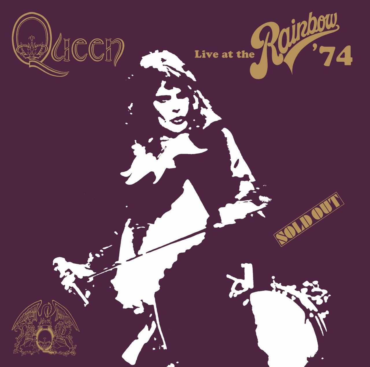 Live at the Rainbow '74 - 1