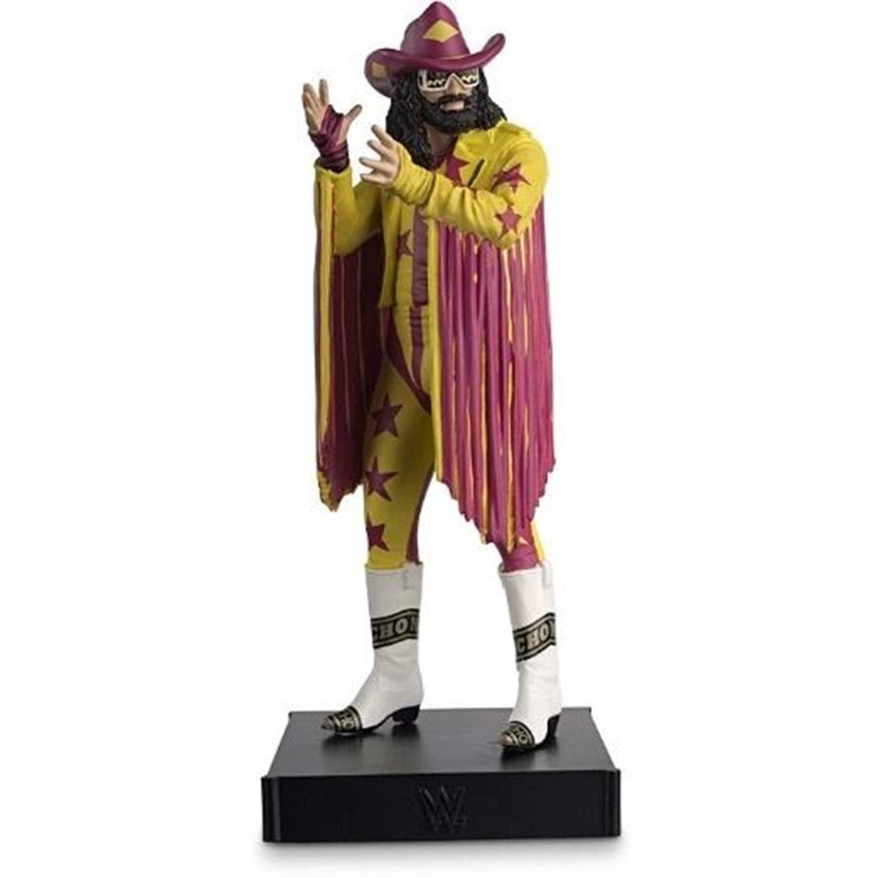 Macho Man Randy Savage: WWE Championship Figurine: Hero Collector - 1