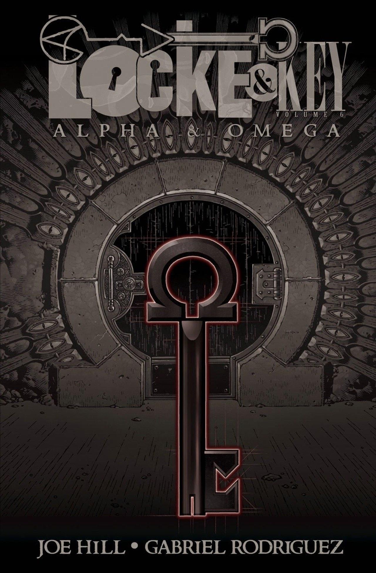 Locke & Key Vol 6: Alpha And Omega - 1