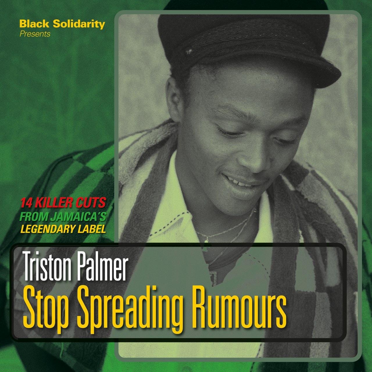 Stop Spreading Rumours - 1