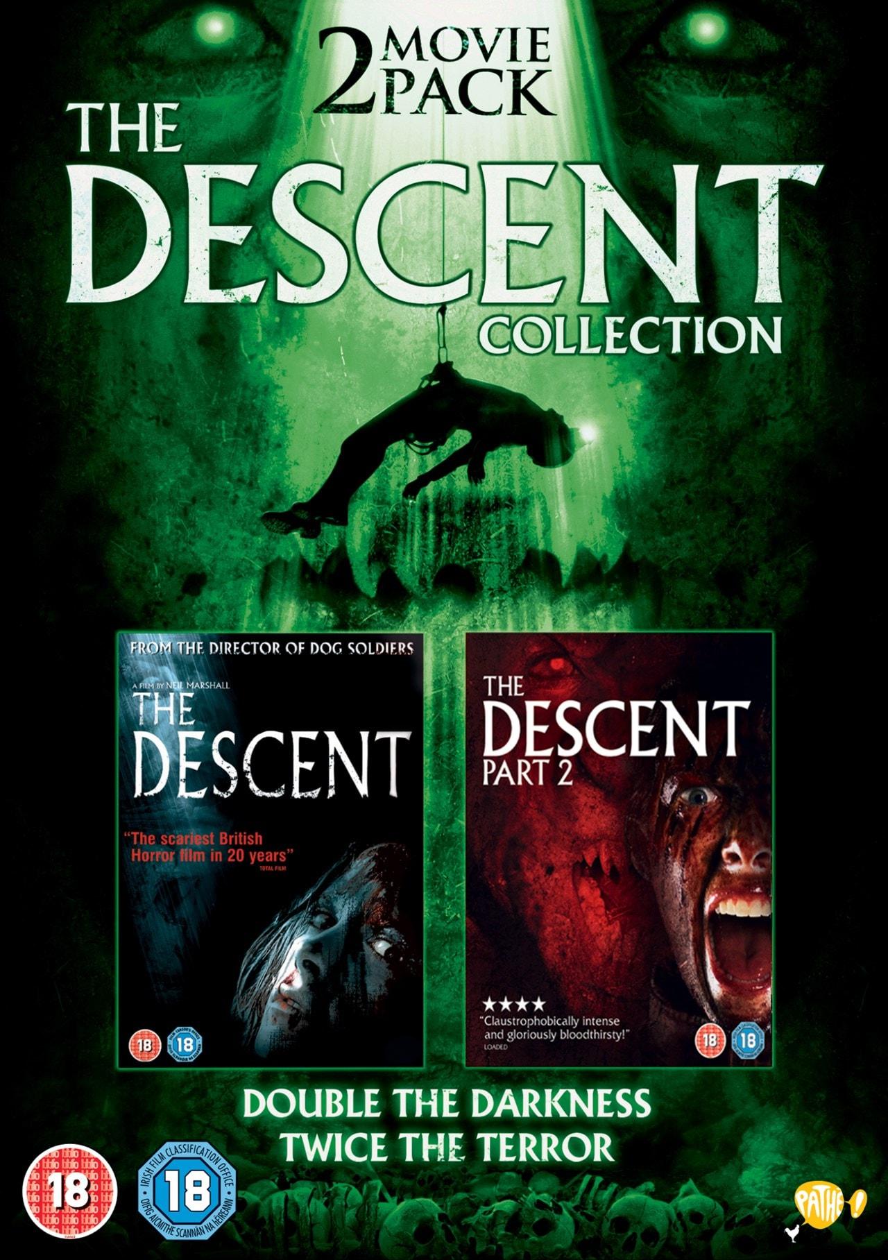 The Descent/The Descent: Part 2 - 1