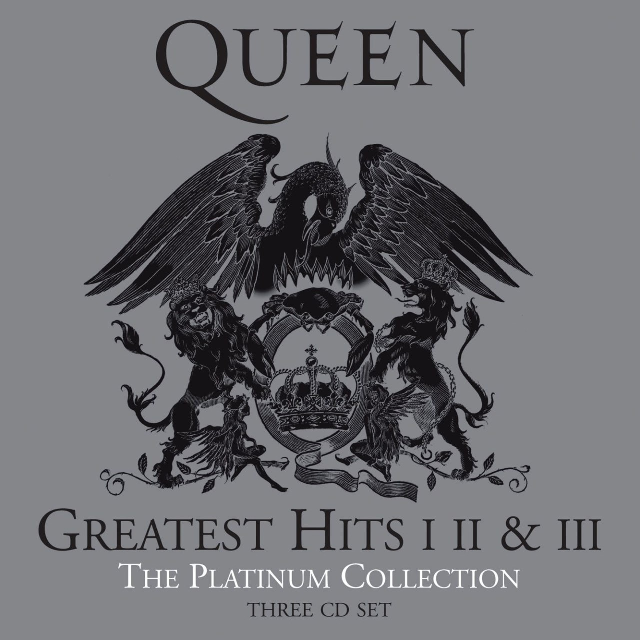 Greatest Hits I II & III: The Platinum Collection - 1