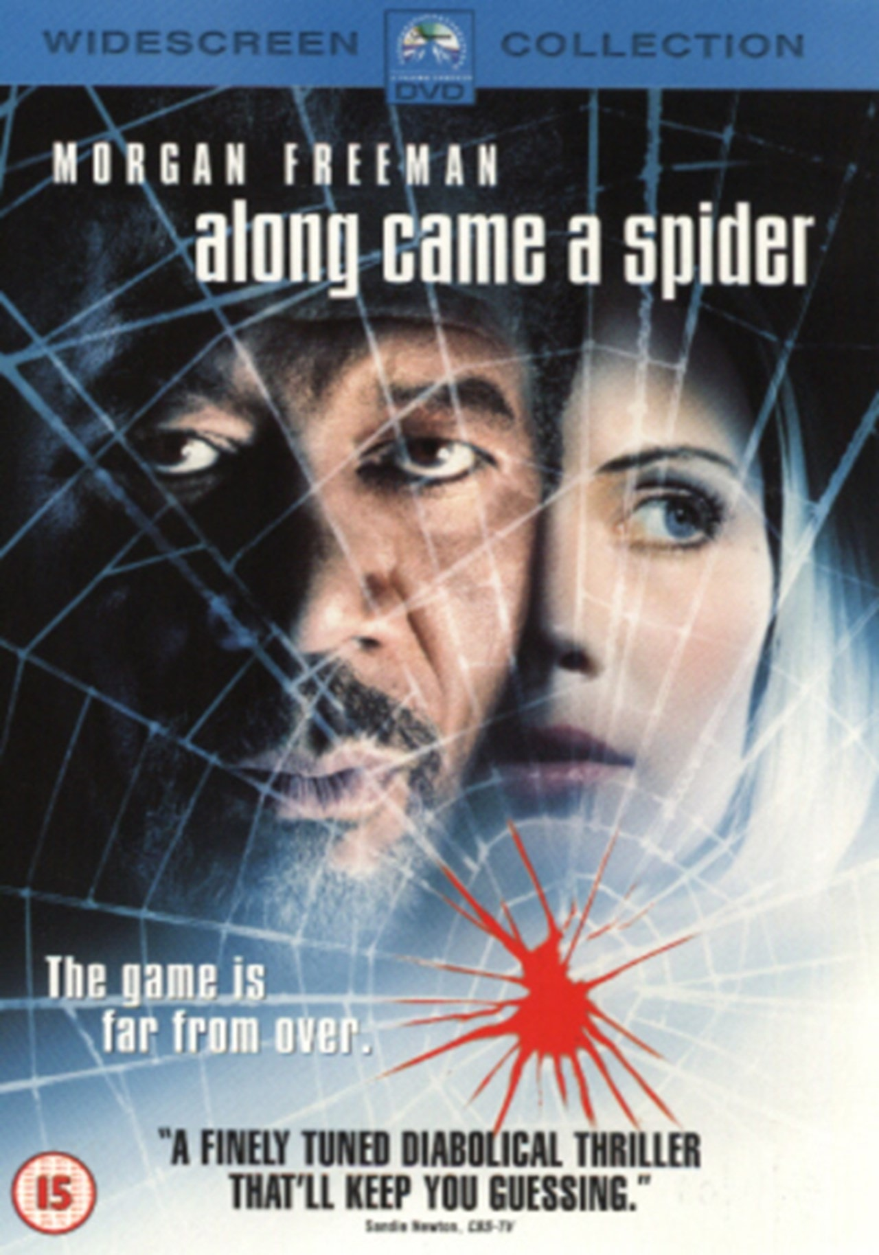 Along Came a Spider - 1