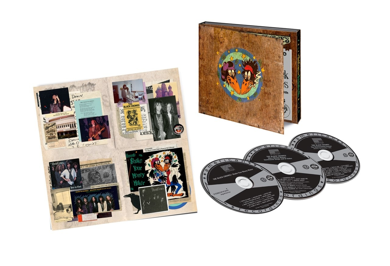 Shake Your Money Maker - 30th Anniversary Edition - 3CD - 1