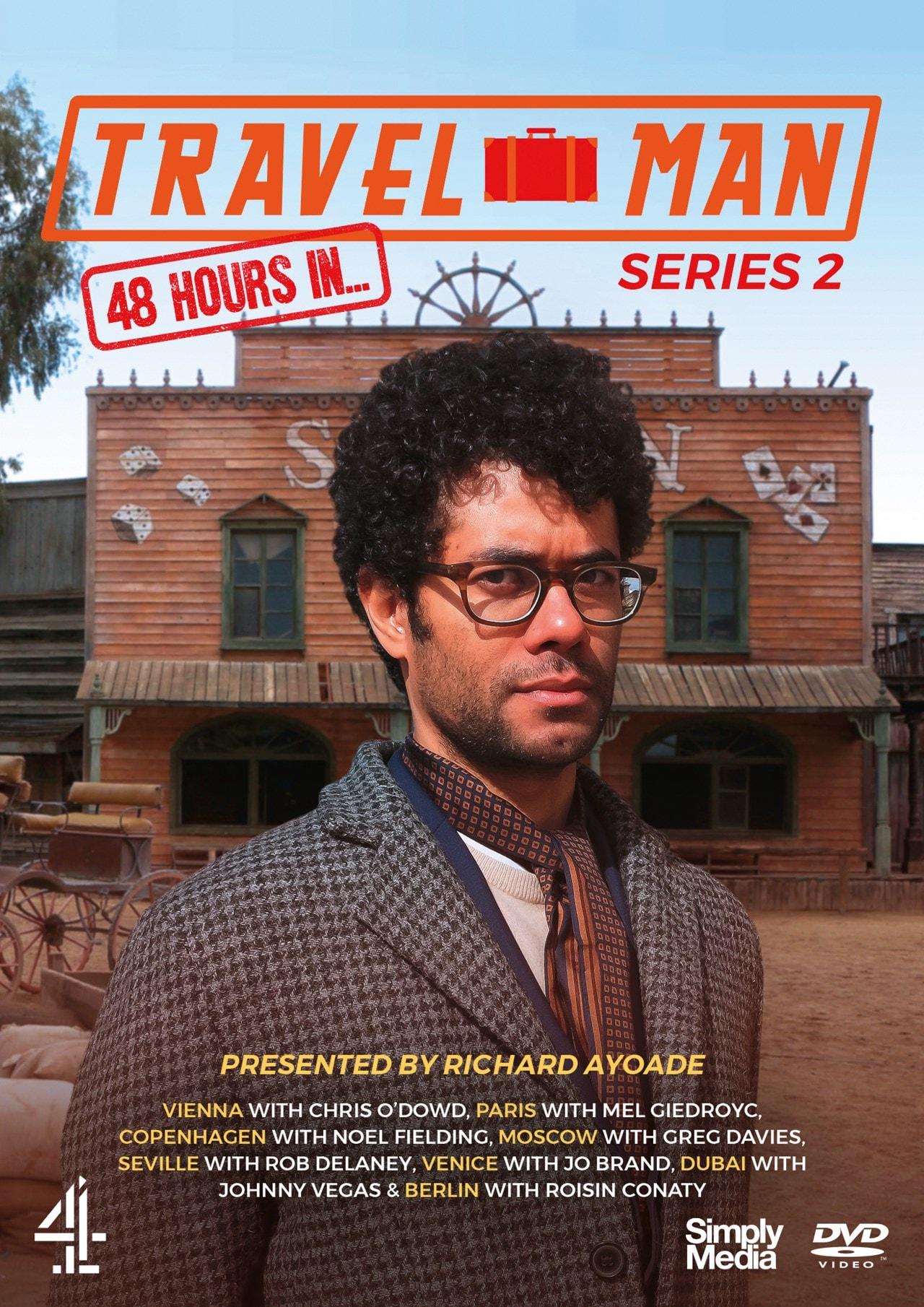 Travel Man: Series 2 - 1