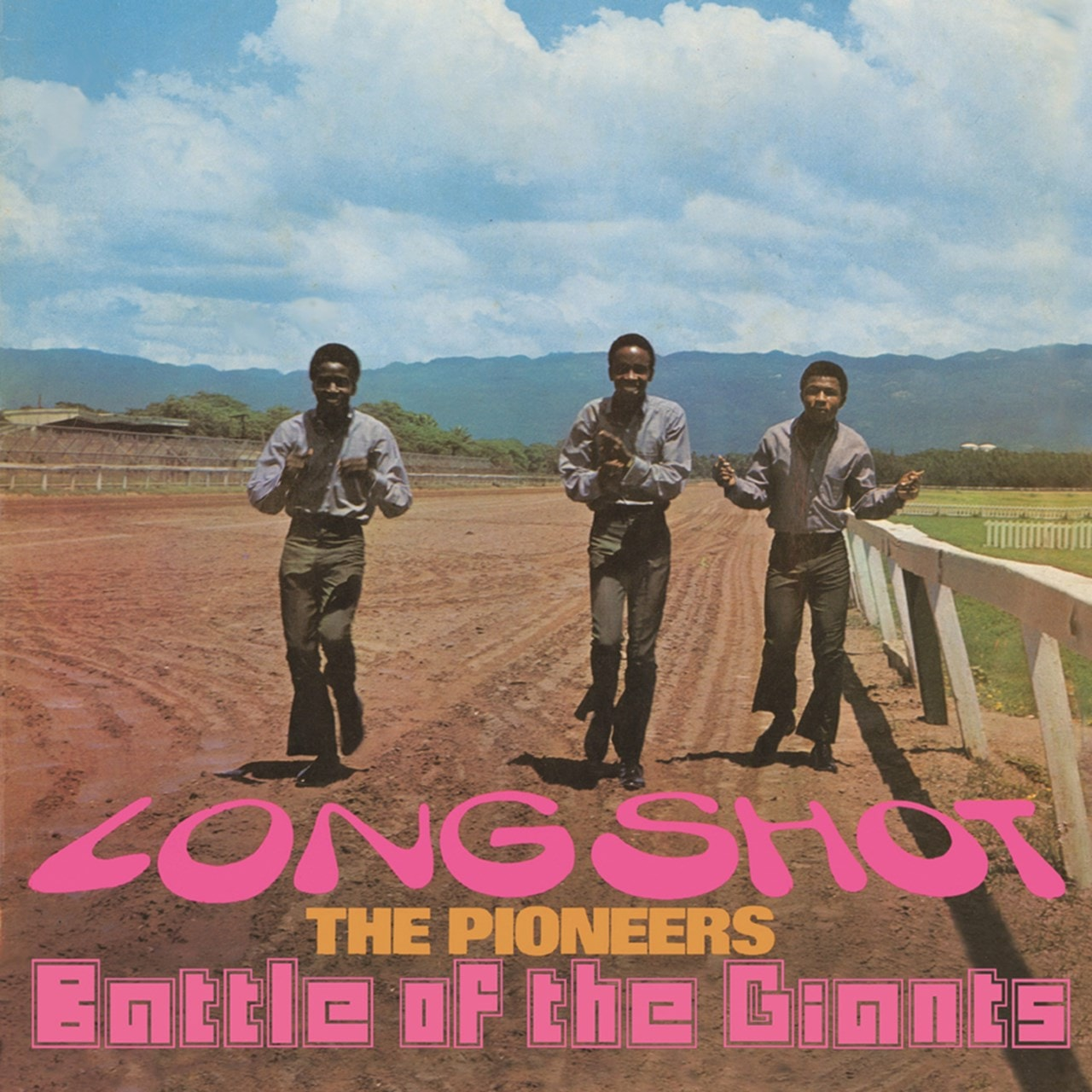 Long Shot/Battle of the Giants - 1