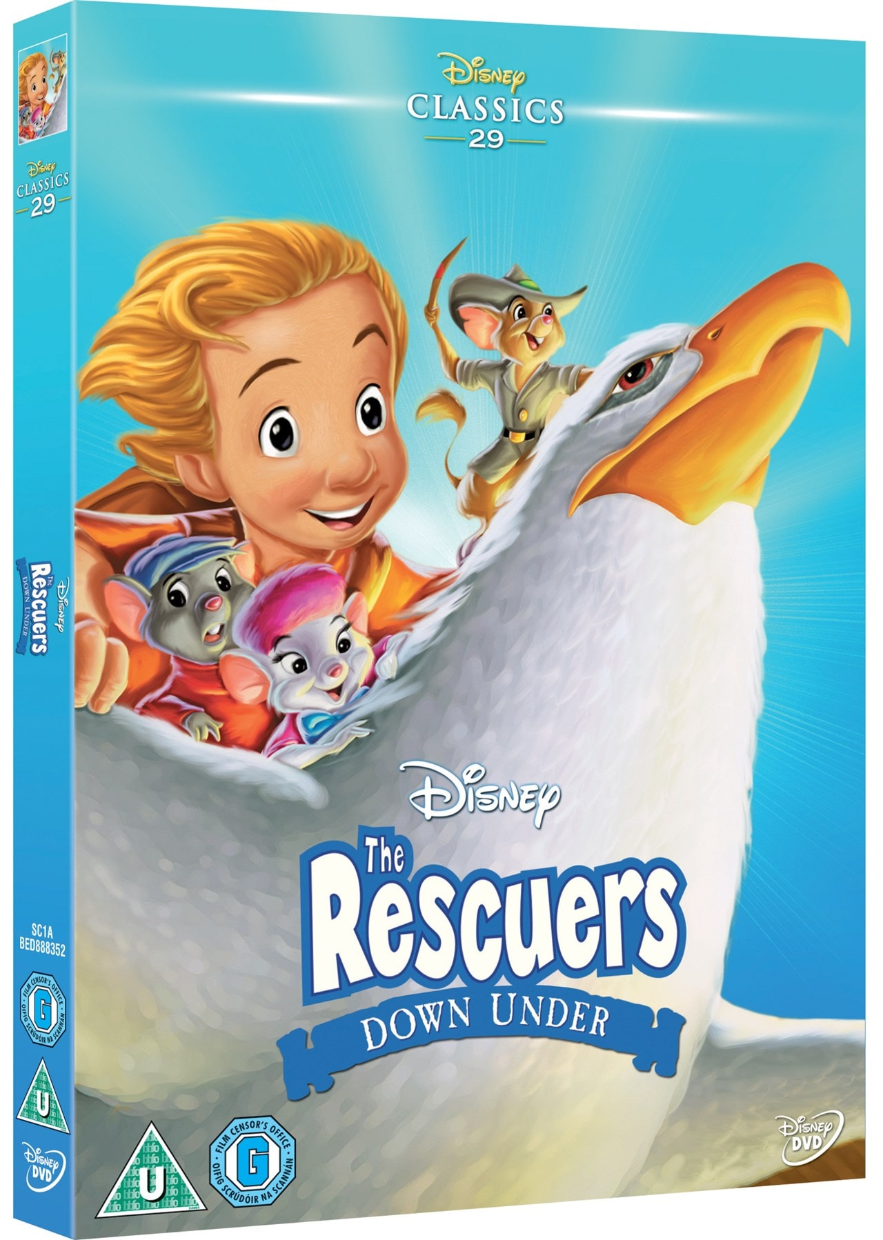 The Rescuers Down Under - 2