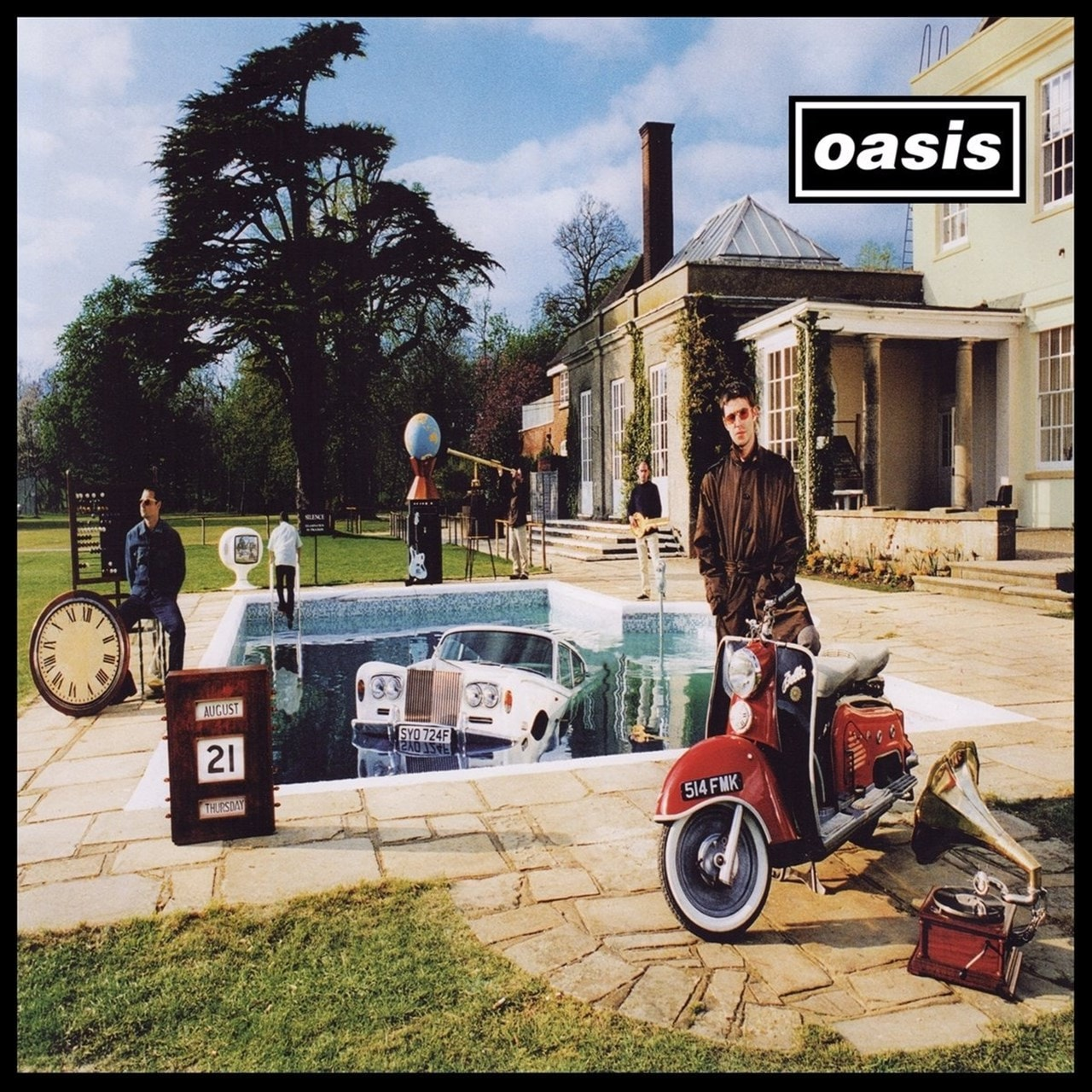 Be Here Now - 1