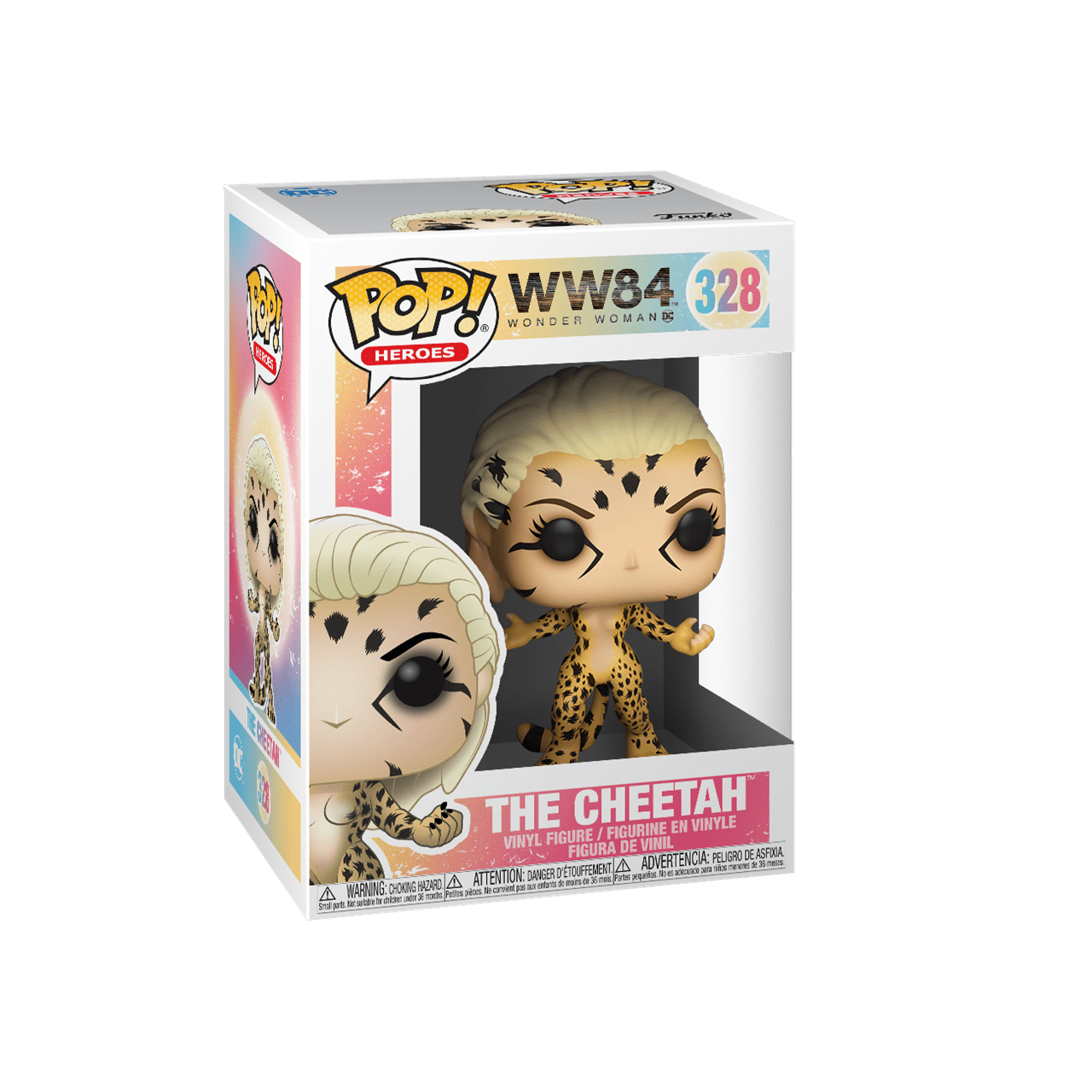 The Cheetah (328) Wonder Woman 1984 DC Pop Vinyl - 2