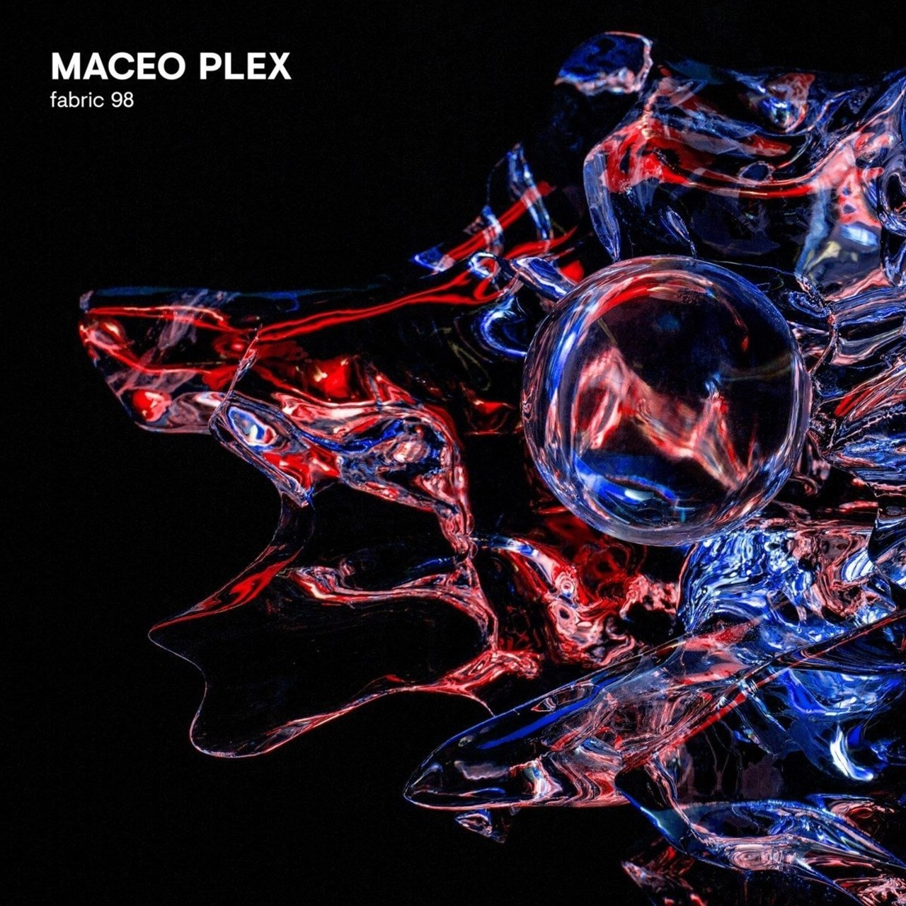 Fabric 98: Mixed By Maceo Plex - 1