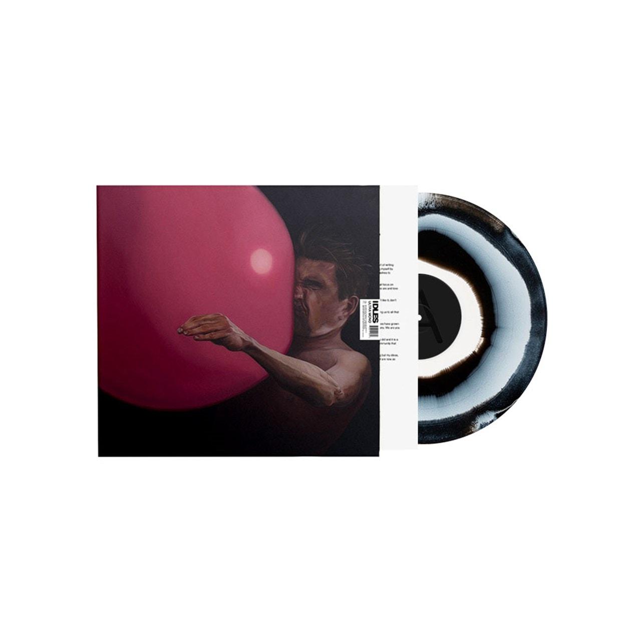 Ultra Mono: Signed Limited Edition Vortex Vinyl - 1