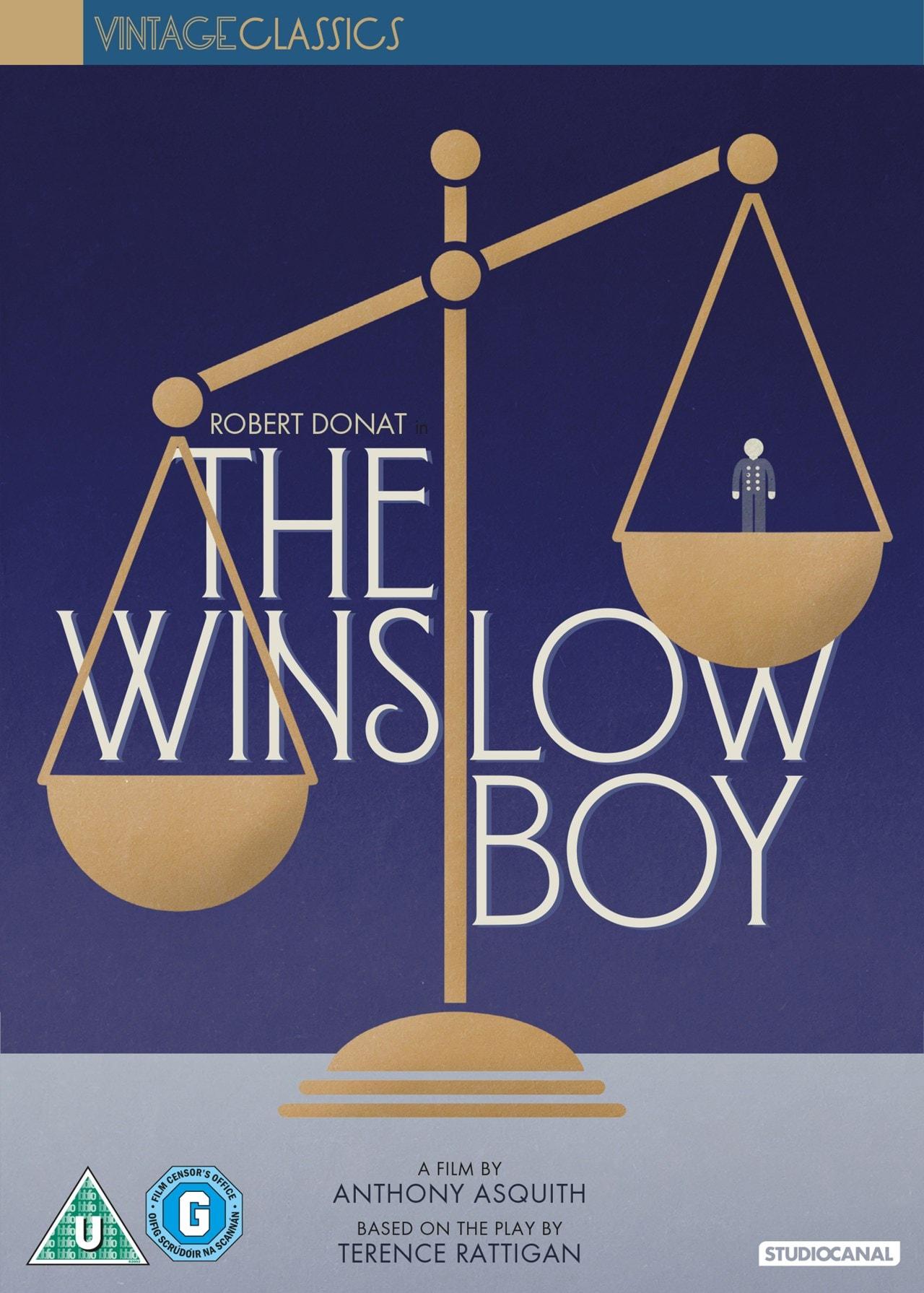 The Winslow Boy - 1