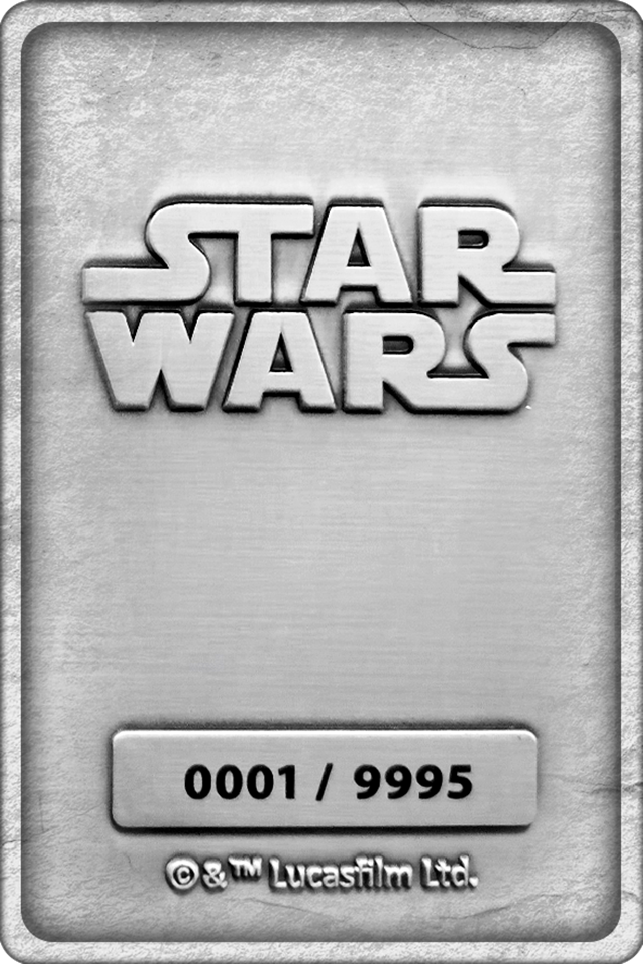 Death Star Scene: Star Wars Limited Edition Ingot Collectible - 3